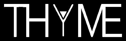 Logo Thyme Bar