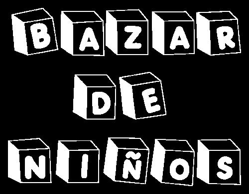 Logo BAZAR DE NIÑOS