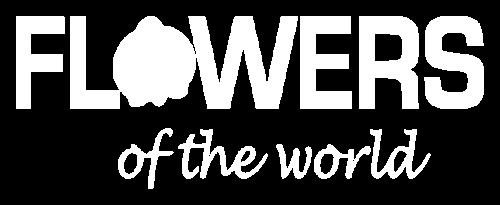 Logo Flowers of The World