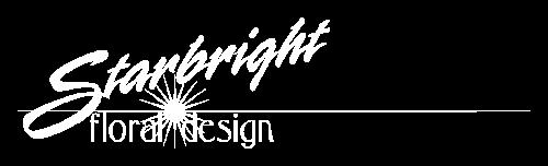 Logo Starbright Floral Design