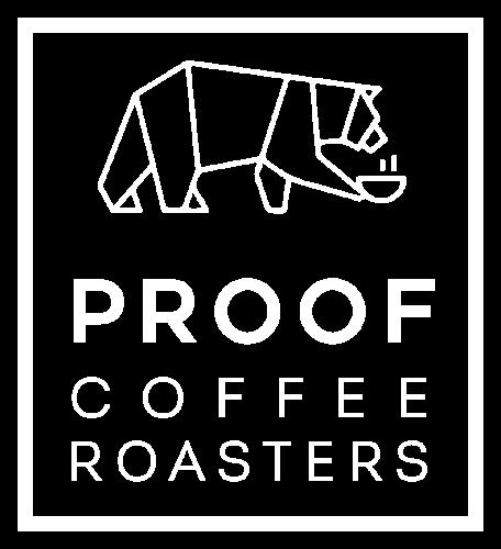 Logo PROOF Coffee Roasters