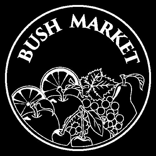 Logo Bush Market