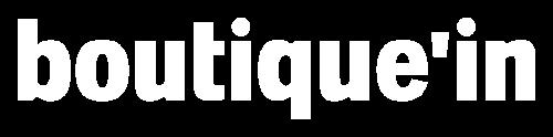 Logo Boutique In