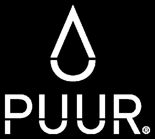 Logo Puur bottle