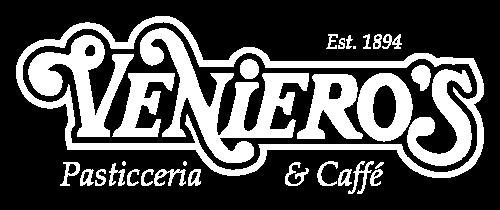 Logo Veniero's Pasticceria & Caffe