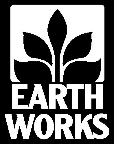 Logo Earth Works Gardens