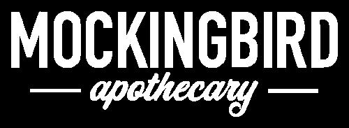 Logo Mockingbird Apothecary & General Store