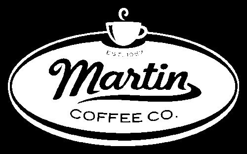 Logo Martin Coffee Co