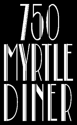 Logo 750 Myrtle Diner