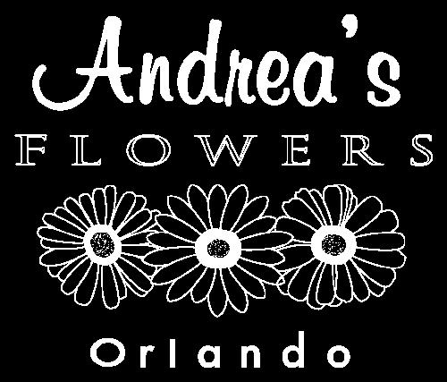 Logo Andrea's Flowers