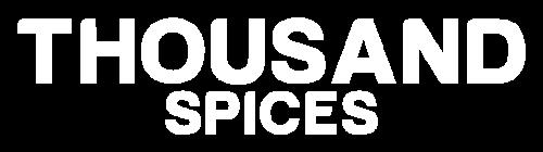 Logo Thousandspices