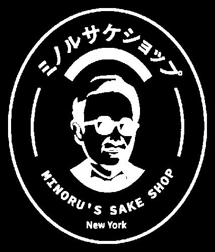 Logo Minoru's Sake Shop