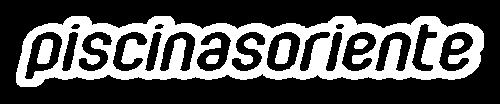 Logo Piscinas Oriente