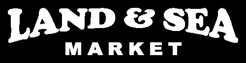 Logo Land & Sea Market