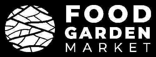 Logo Food Garden Market