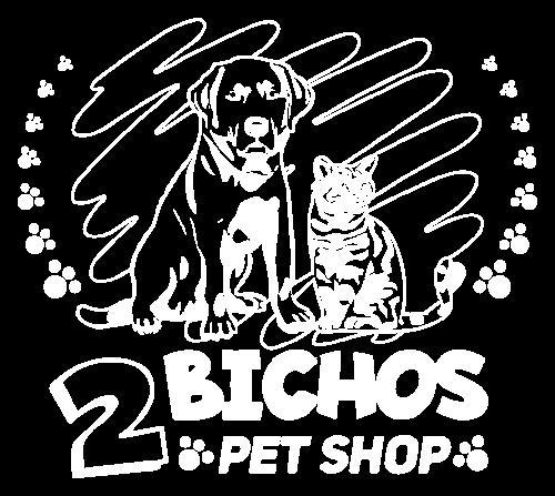 Logo 2 Bichos pet shop