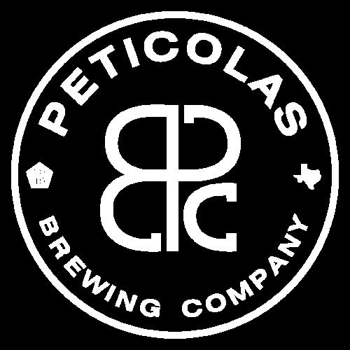 Logo Peticolas Brewing Co.