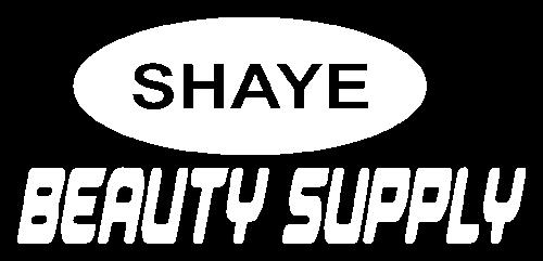 Logo Shaye Beauty Supply