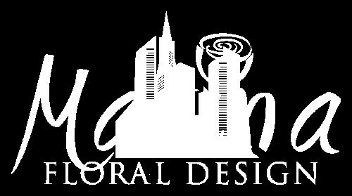 Logo Marina Floral Design