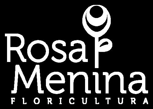 Logo Floricultura Rosa Menina
