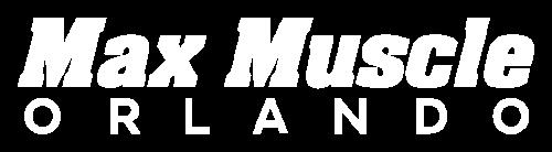 Logo Max Muscle Orlando