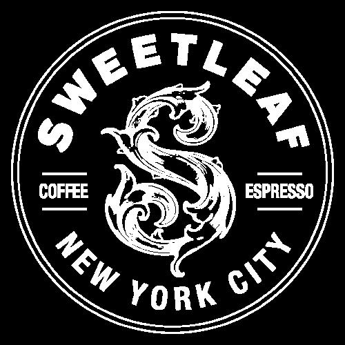 Logo Sweetleaf Coffee