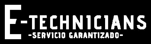 Logo E-technicians