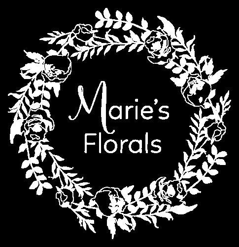 Logo Marie's Florals
