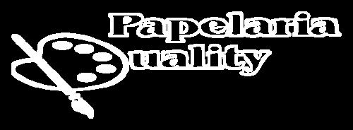Logo Papelaria Quality