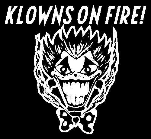 Logo Klowns On Fire