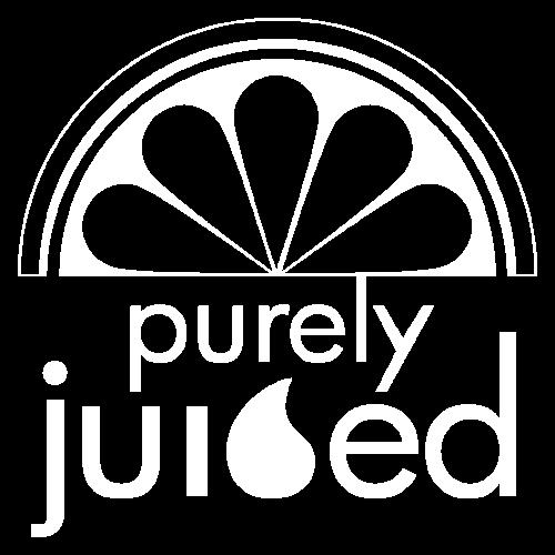 Logo Purely Juiced