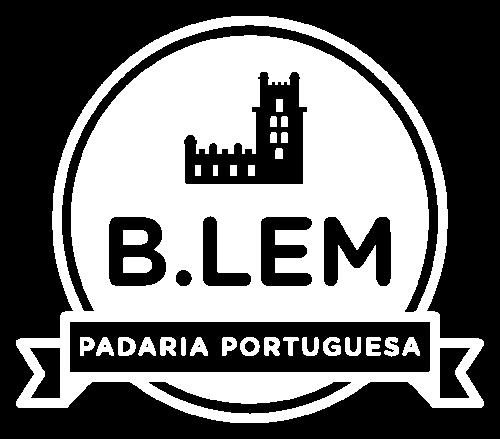 Logo B.LEM Padaria Portuguesa