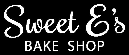 Logo Sweet E's Bake Shop