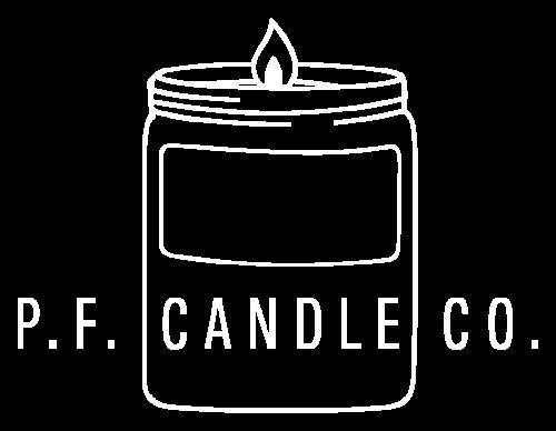 Logo P.F. Candle Co.