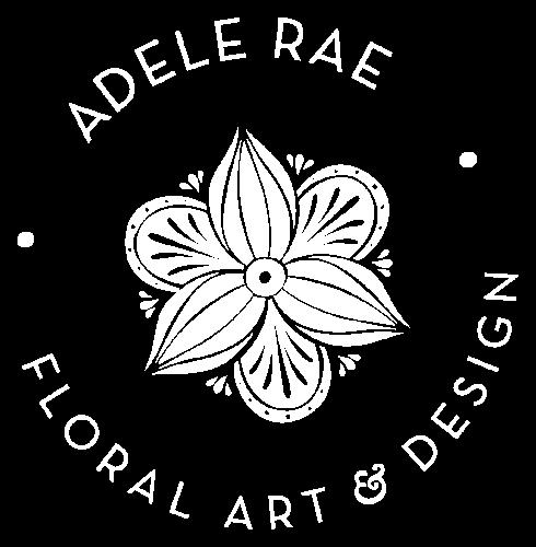 Logo Adele-Rae Florist