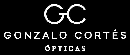 Logo Ópticas Gonzalo Cortés