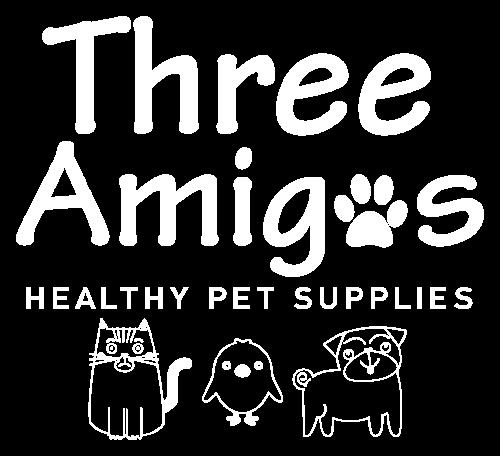 Logo Three Amigos Healthy