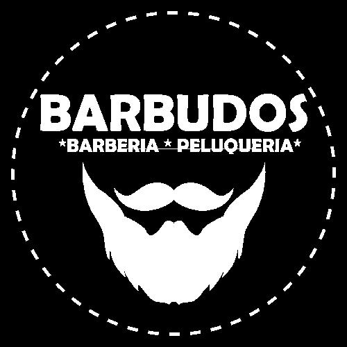 Logo Barbudos barberia