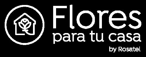Logo Flores para tu casa