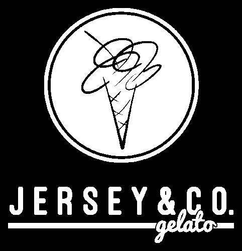 Logo Jersey & Co. Gelato