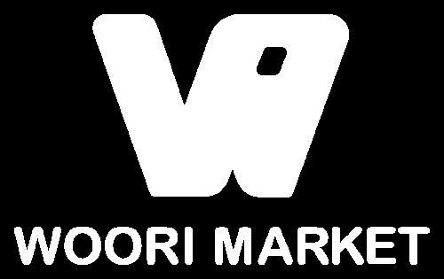 Logo Woori Market