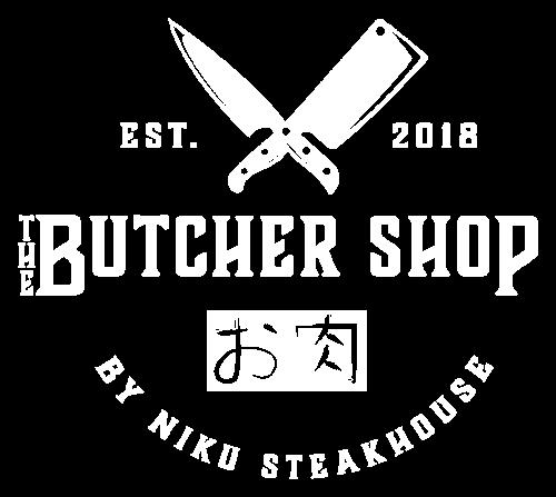 Logo The Butcher Shop by Niku Steakhouse