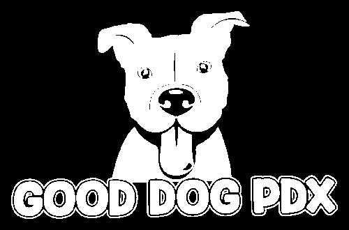 Logo Good Dog PDX