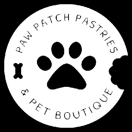 Logo Paw Patch Pastries & Pet Boutique