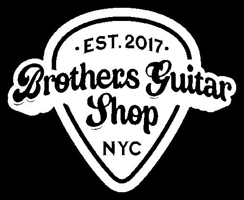 Logo Brother's Guitar Shop
