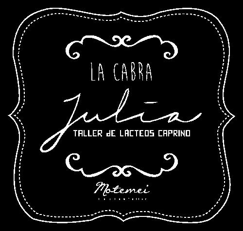 Logo La cabra Julia