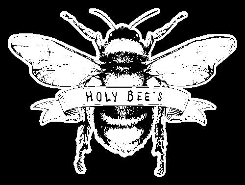 Logo Holy Bee's Bakery