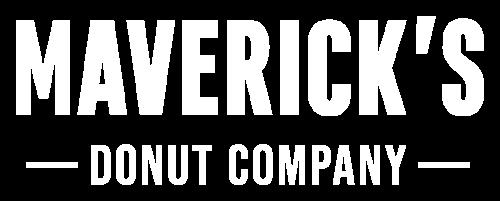 Logo Maverick's Donut Company