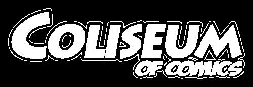Logo Coliseum of Comics