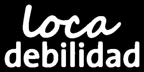 Logo Loca debilidad